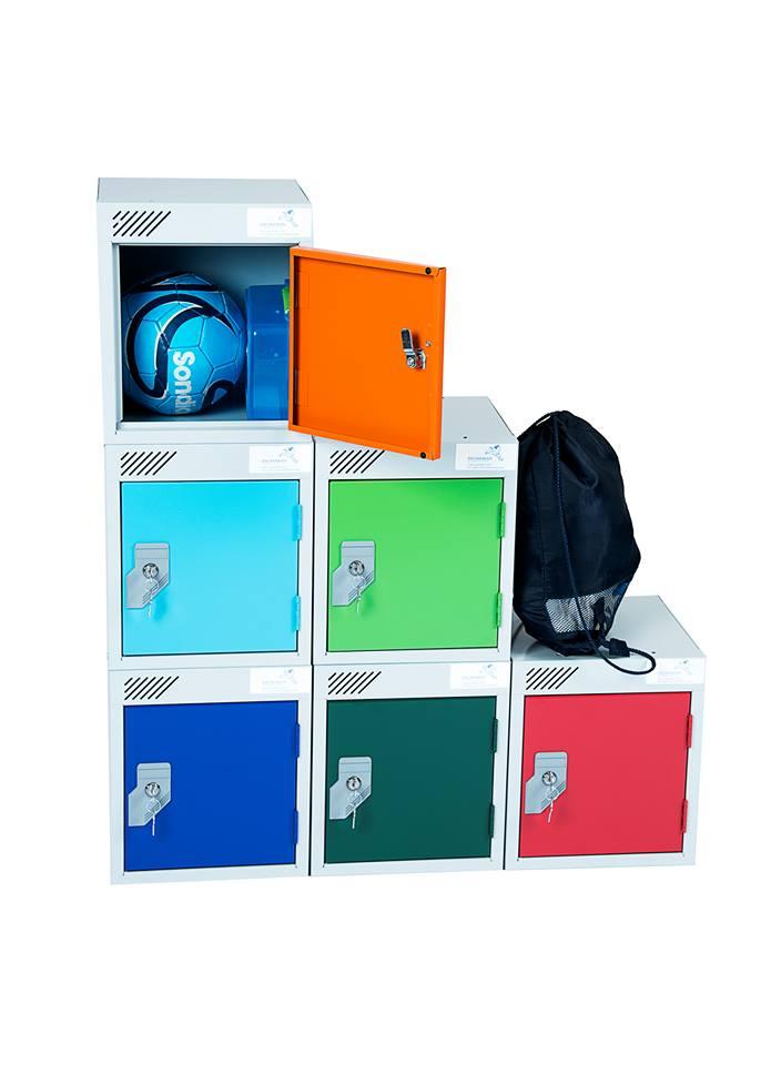 Premier cube Mini Lockers