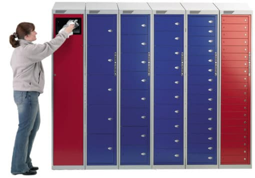 Garment Dispenser Laundry Lockers