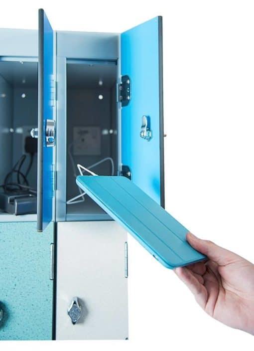 10 compartment Heavy Duty Laptop school locker