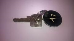 Replacement Locker Keys/Master Keys