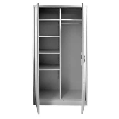 Atlas Office Cupboard Premier Lockers