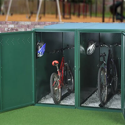 Single Bicycle Storage