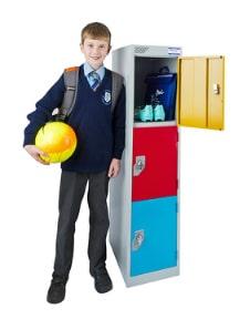 Premier Primary School Lockers