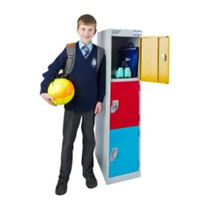 Key Stage 1 Lockers By Premier Lockers