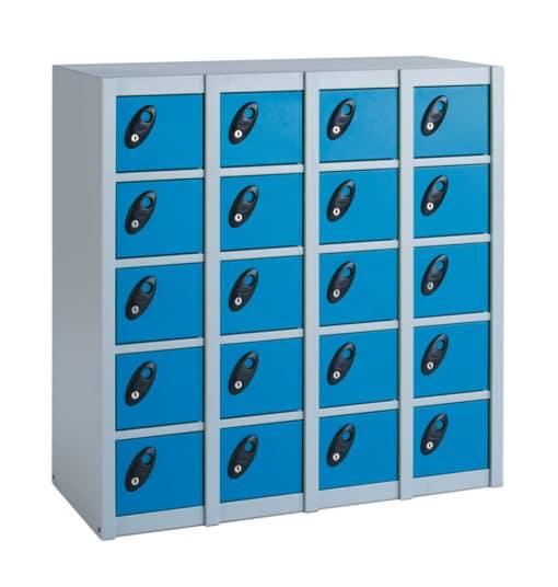 Probe 20 compartment Mini Wallet Locker
