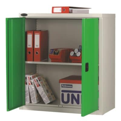 Probe Office Low Height Double Door Cupboard