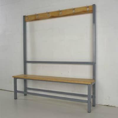 Single-Sided Bench Seating