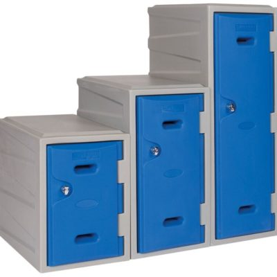 Plastic Budget Lockers