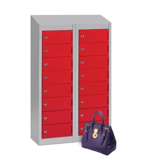 Probe Half Height 8 &16 compartment Mini Wallet Lockers
