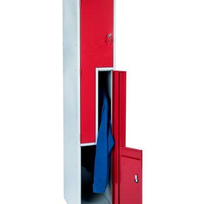 Z Lockers with Steel Doors