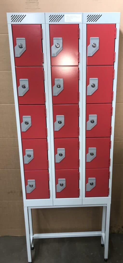 Mini wallet lockers
