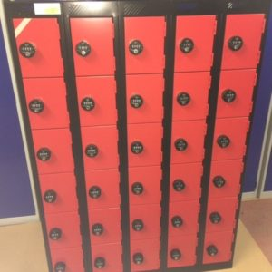 Phgone charging lockers 5 to 40 compartments