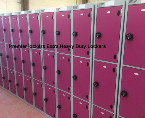Heavy Duty Staff lockers