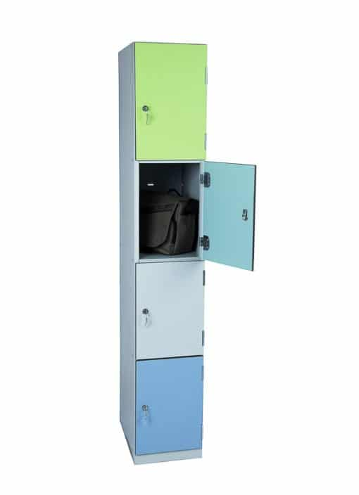 Heavy Duty Laminate door Staff lockers