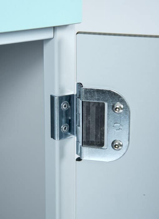 Heavy Duty locker hinges