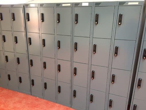Premier Staff Lockers