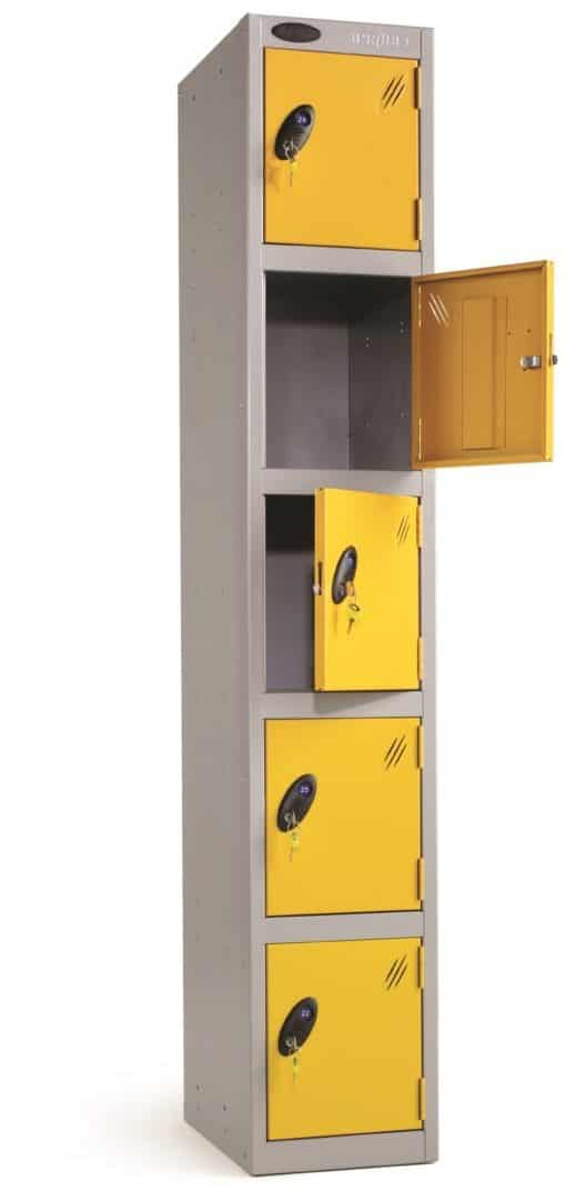 Probe Metal Staff Lockers