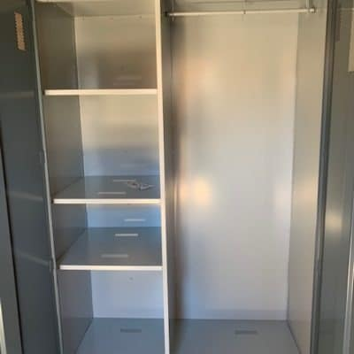 Extra Large Kit Storage lockers