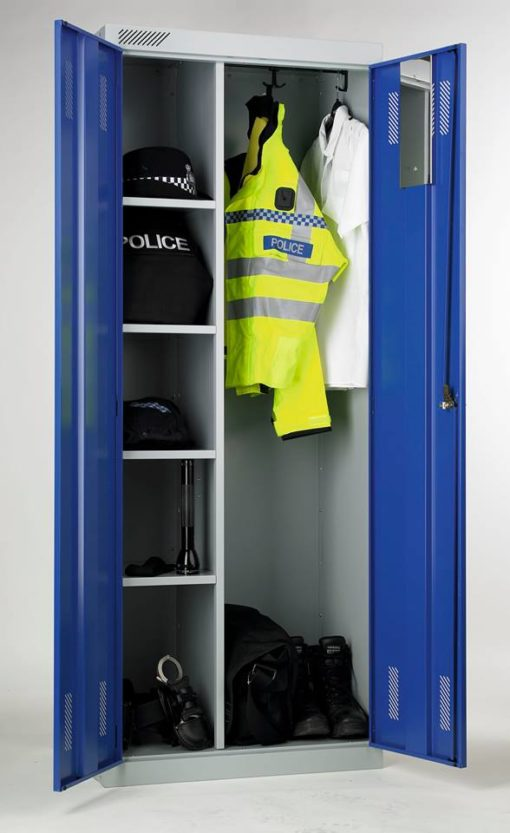 Kit Storage Lockers