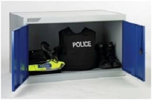 Police Kit Bag storage locker